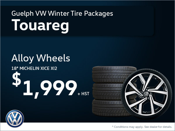 Get Alloy Wheels for Your Touareg!