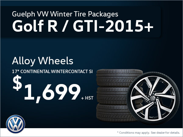 Get Alloy Wheels for Your Golf R or Golf GTI (2015+)!