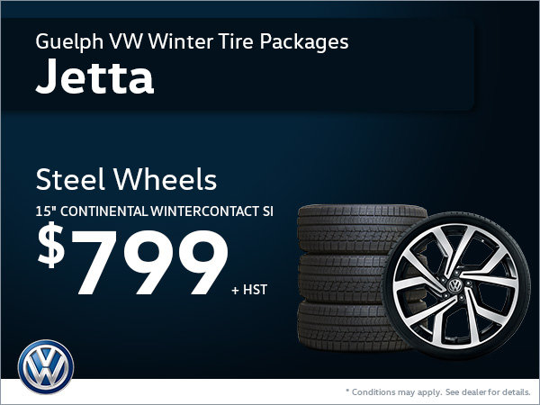 Get Steel Wheels for Your Jetta!