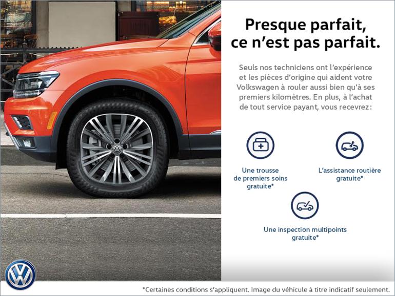Programme de Service Volkswagen