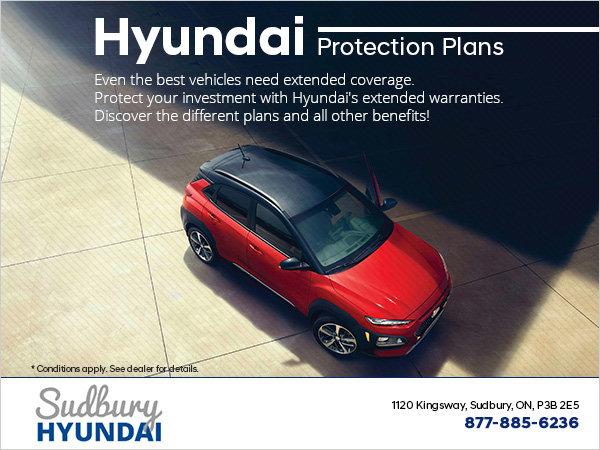 Take Advantage of Hyundai's Protection Plans