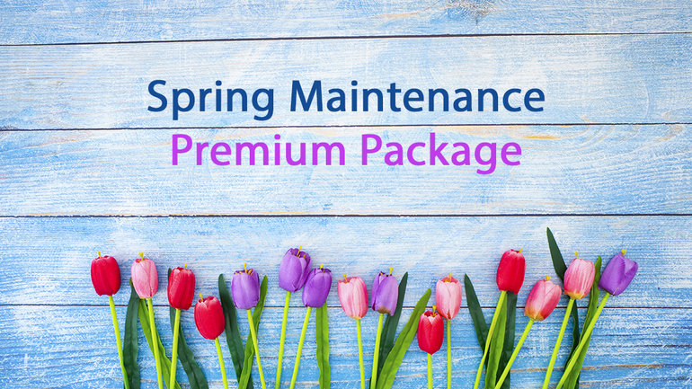 Seasonal Maintenance - Premium Package