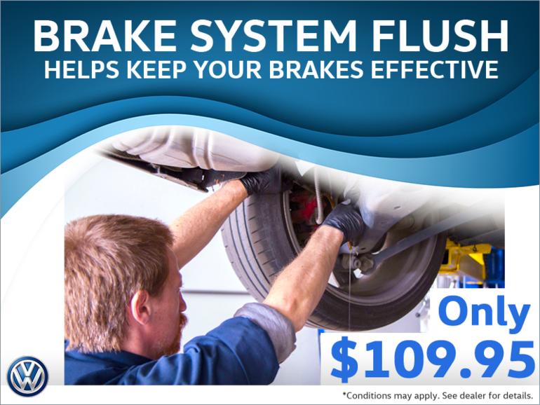 Brake System Flush