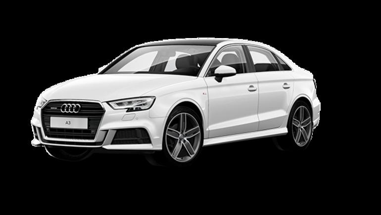 Audi A3 Sedan TECHNIK 2017