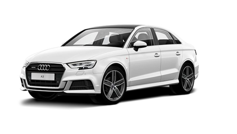 Audi A3 Berline TECHNIK 2017