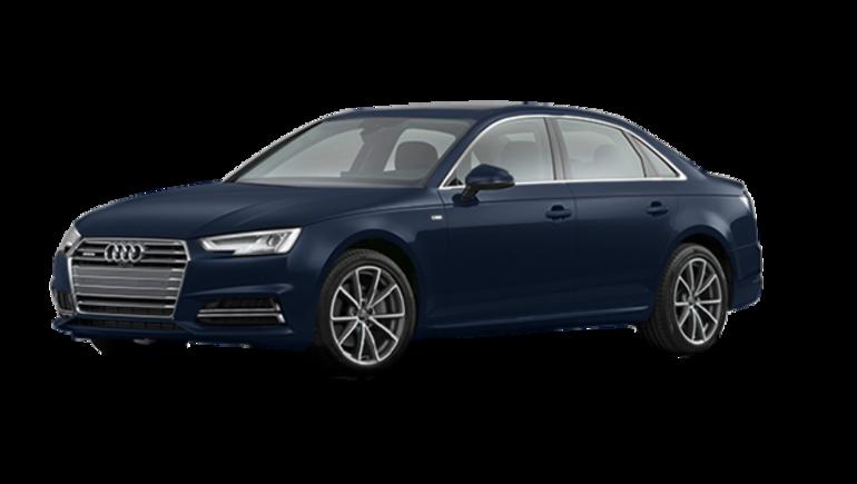 Audi A4 TECHNIK 2017