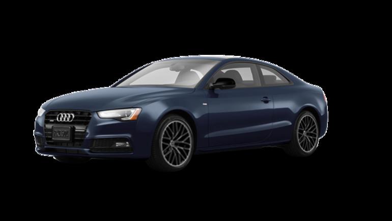 Audi A5 Coupé TECHNIK 2017