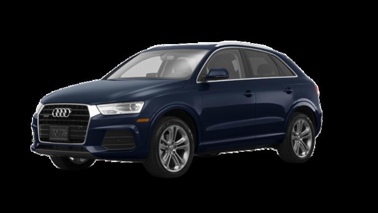 Audi Q3 PROGRESSIV 2017