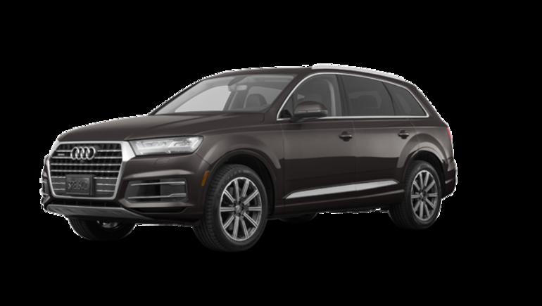 Audi Q7 TECHNIK 2017