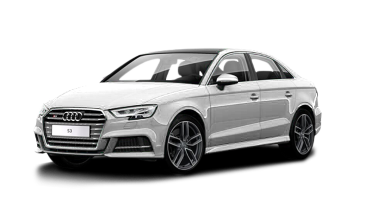 Audi S3 Sedan TECHNIK 2017