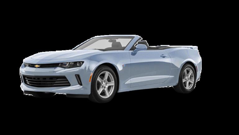 Chevrolet Camaro convertible 1LT 2017