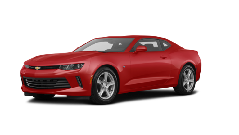 Chevrolet Camaro coupe 1LS 2017