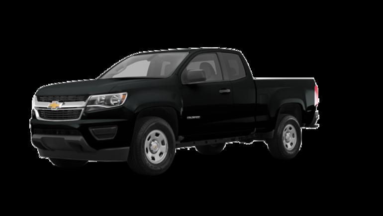 Chevrolet Colorado WT 2017