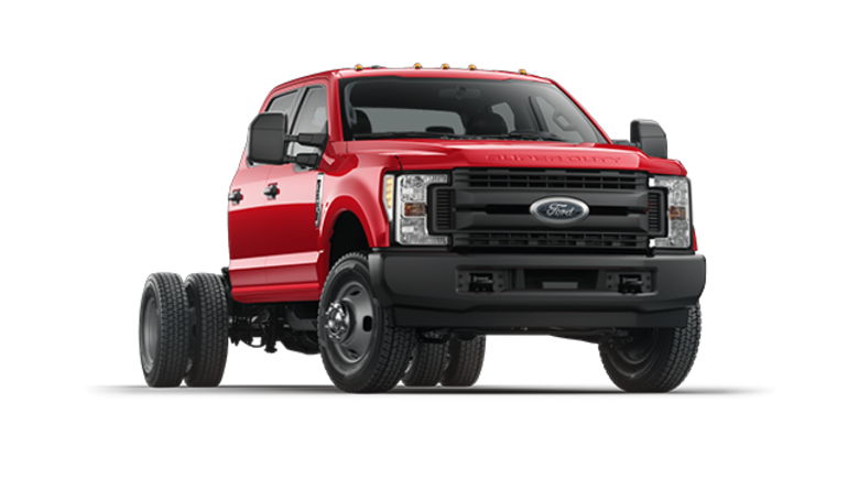 Ford Chassis Cab F-350 XL 2017