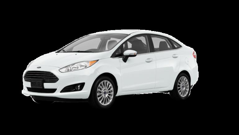 Ford Fiesta Sedan Titanium