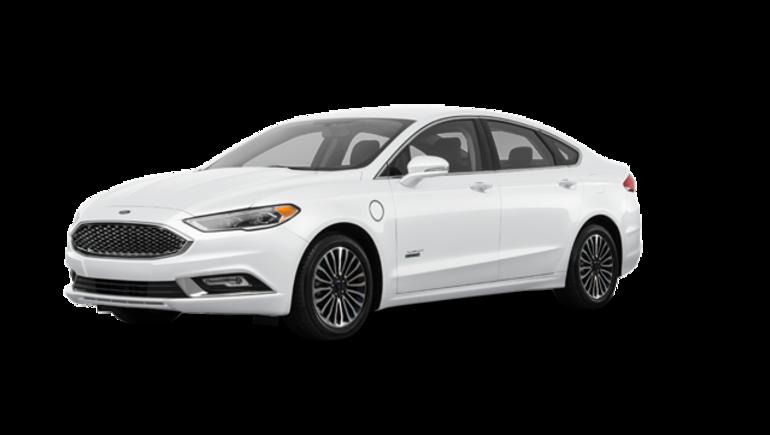 Ford Fusion Energi PLATINUM  2017