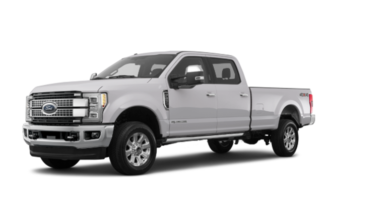 Ford Super Duty F-250 PLATINUM 2017
