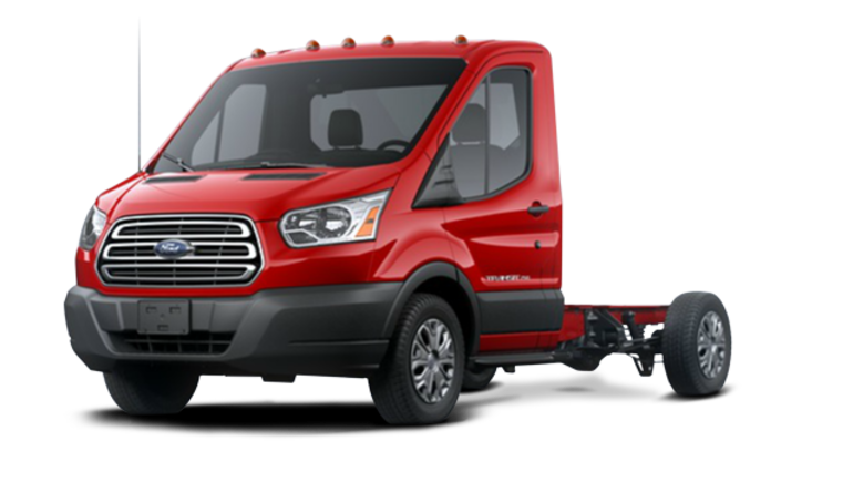 Ford Transit CC-CA CUTAWAY 2017