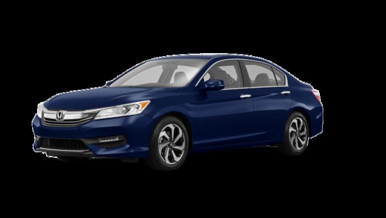 Honda Accord Sedan EX-L V6 2017