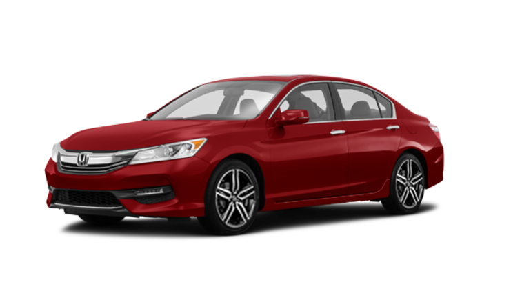 Honda Accord Sedan SPORT 2017