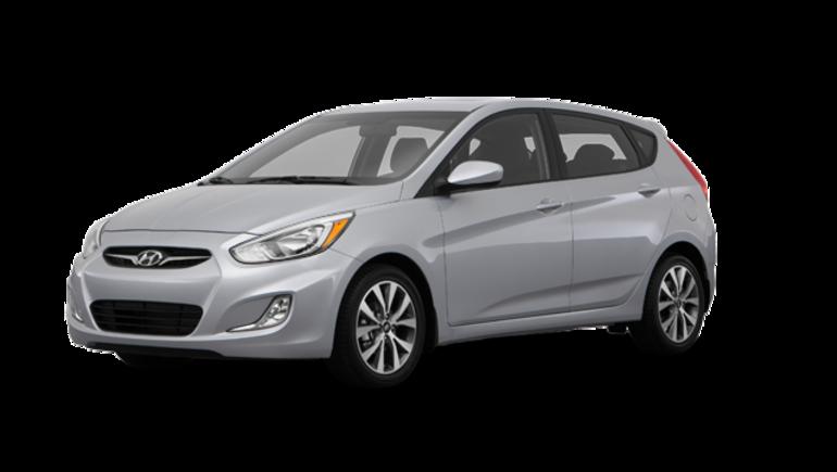 Hyundai Accent 5 Doors SE 2017