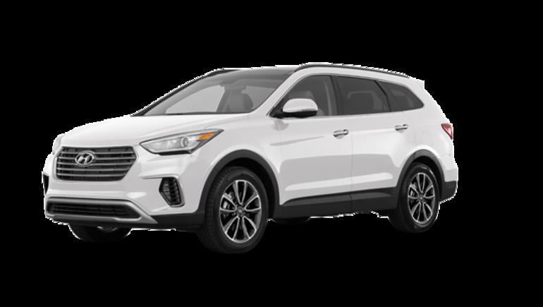 Hyundai Santa Fe XL LUXURY 2017