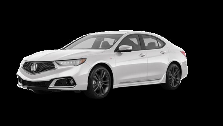 Acura TLX SH-AWD ELITE A-SPEC 2018