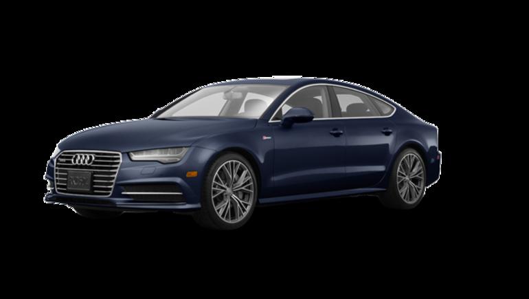 Audi A7 Sportback TECHNIK 2018
