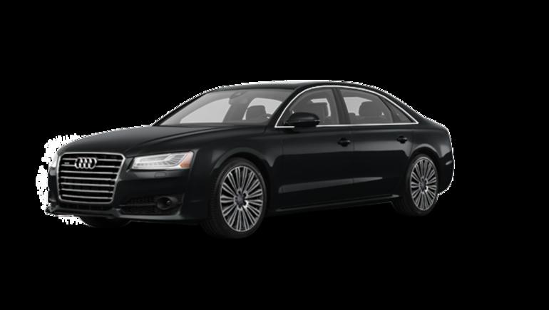 Audi A8 L  2018