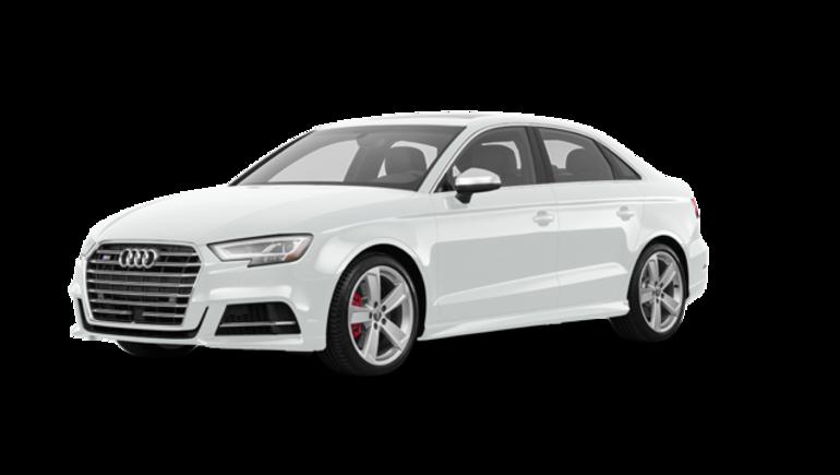 Audi S3 Sedan PROGRESSIV 2018