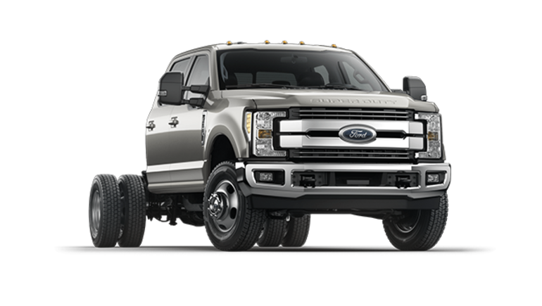 Ford Chassis Cab F-350 LARIAT 2018
