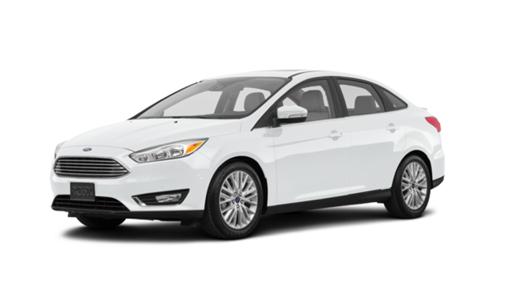 Ford Focus Sedan TITANIUM 2018