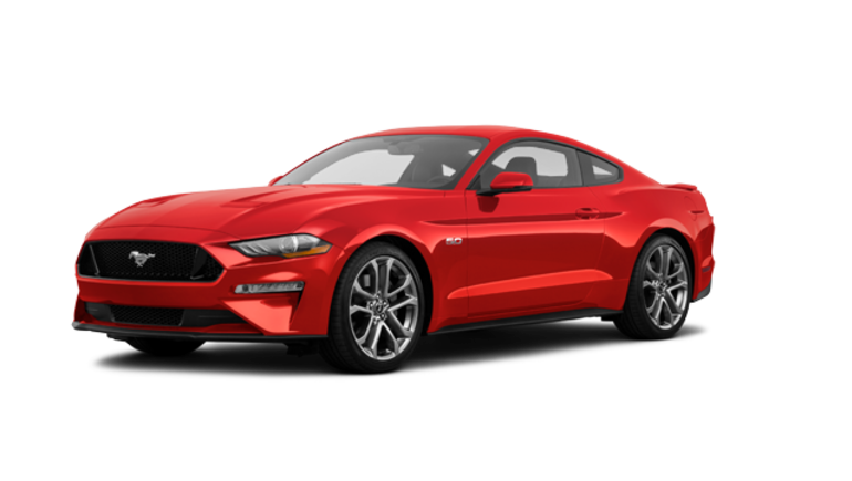 Ford Mustang GT Premium Fastback 2018