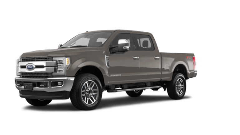Ford Super Duty F-350 KING RANCH 2018