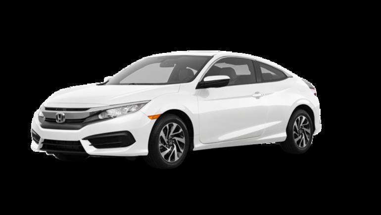 À Civic Deragon Honda CowansvilleQuébec Coupé 2018 Lx 9Y2WEDHI