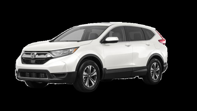 the latest 22e1a aefdc ... Honda CR-V LX-2WD 2018