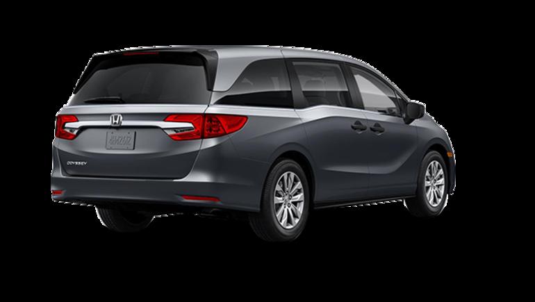 Honda Odyssey LX 2018 - Deragon Honda in Cowansville, Quebec