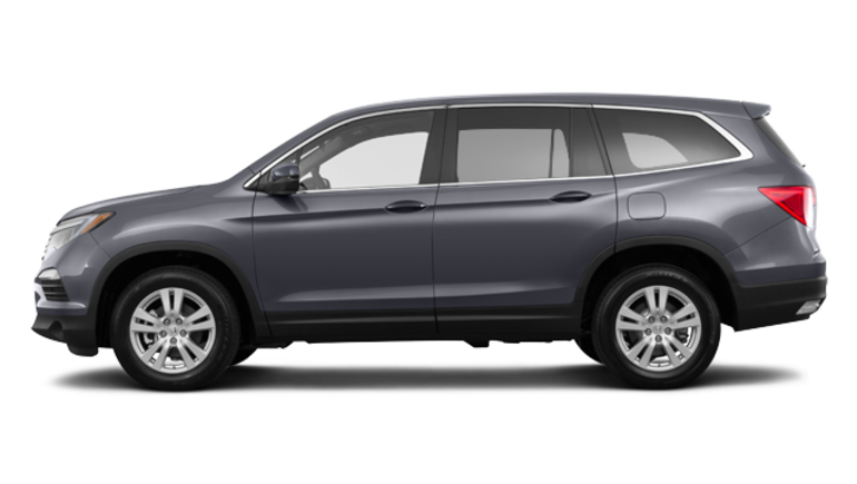 online store 2c4a5 75552 Honda Pilot LX 2018