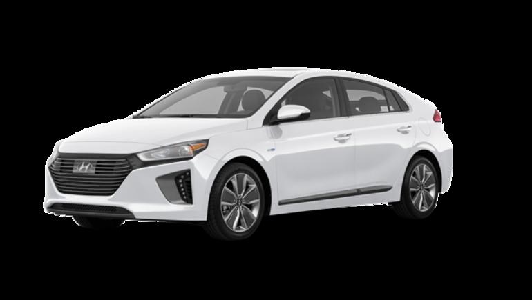 Hyundai Ioniq Hybrid LIMITED/TECH 2018