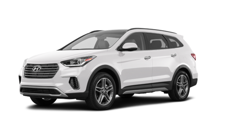 Hyundai Santa Fe XL ULTIMATE 2018