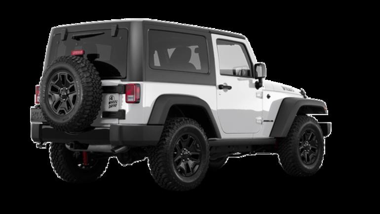 Jeep Wrangler JK WILLYS WHEELER 2018 - Olivier Chrysler Sept