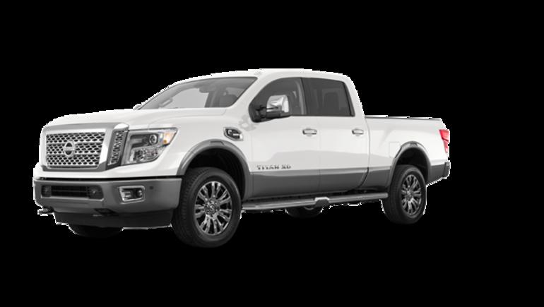 Nissan Titan XD Diesel PLATINUM 2018 - Cowansville Nissan in