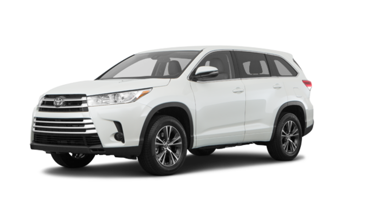 Toyota Highlander LE V6 FWD 2018