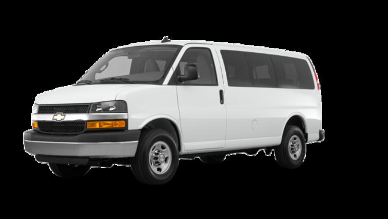 Chevrolet Express 3500 TOURISME LS 2018