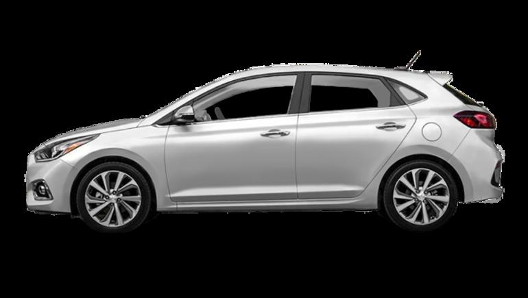 Hyundai Accent 5 portes GLS 2018