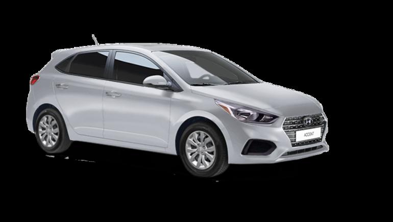 ... Hyundai Accent 5 Doors L 2018 ...