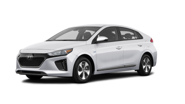 Hyundai IONIQ electric SE 2018