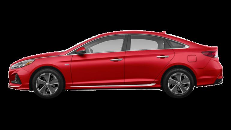 Hyundai Sonata Hybride Limited 2018