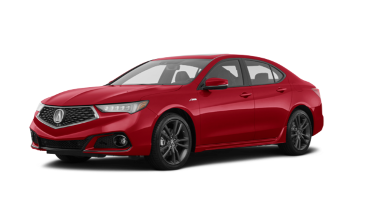 Acura TLX TECH A-SPEC 2019