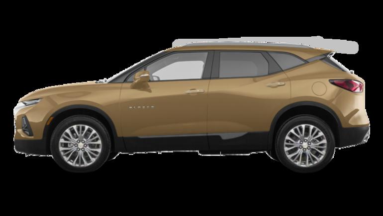 Chevrolet Blazer PREMIER 2019